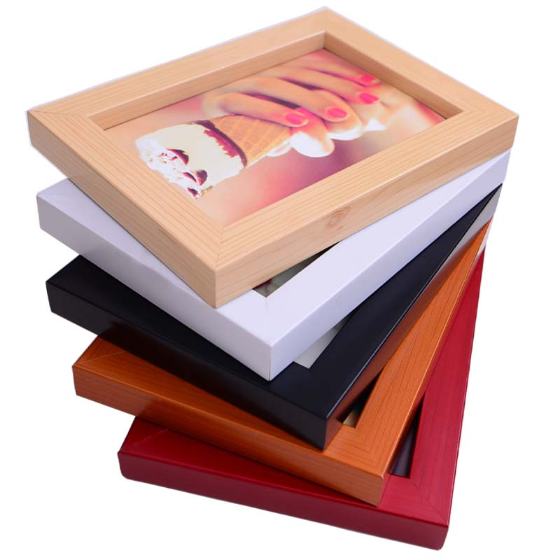 Swing sets creative photo frame picture frame 7 inch 5 inch 10 inch living room wall frame combination photo frame polymer single box