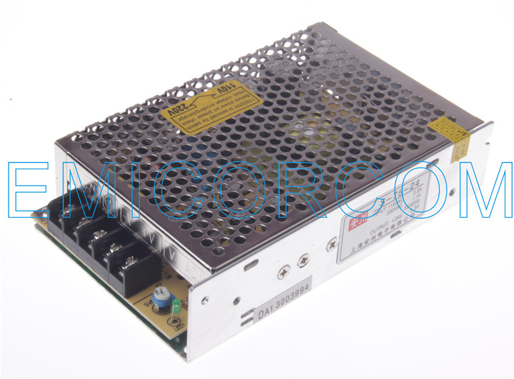 Switching power supply 75 w 24 v/3.2a ac220v turn dc24v model s-75-24 warranty 2 years