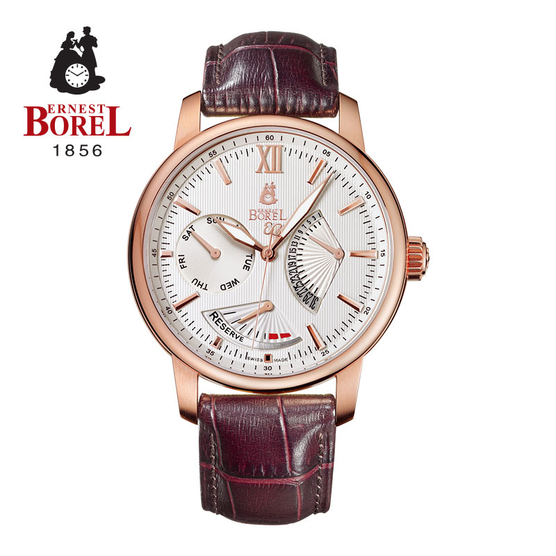 Switzerland borel zor pre-2015 si series of commemorative watch men automatic mechanical watch watch