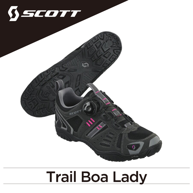 Switzerland scott scott trail boa ms. buckle design shoes cross country mountain bike