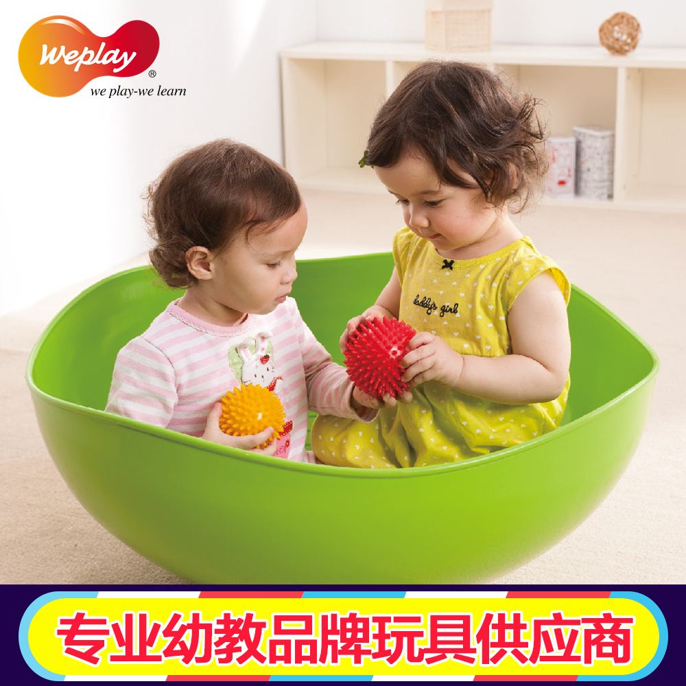 Taiwan original weplay vestibulum early learning centre toys sensory integration training equipment for children balance carnitas gyro