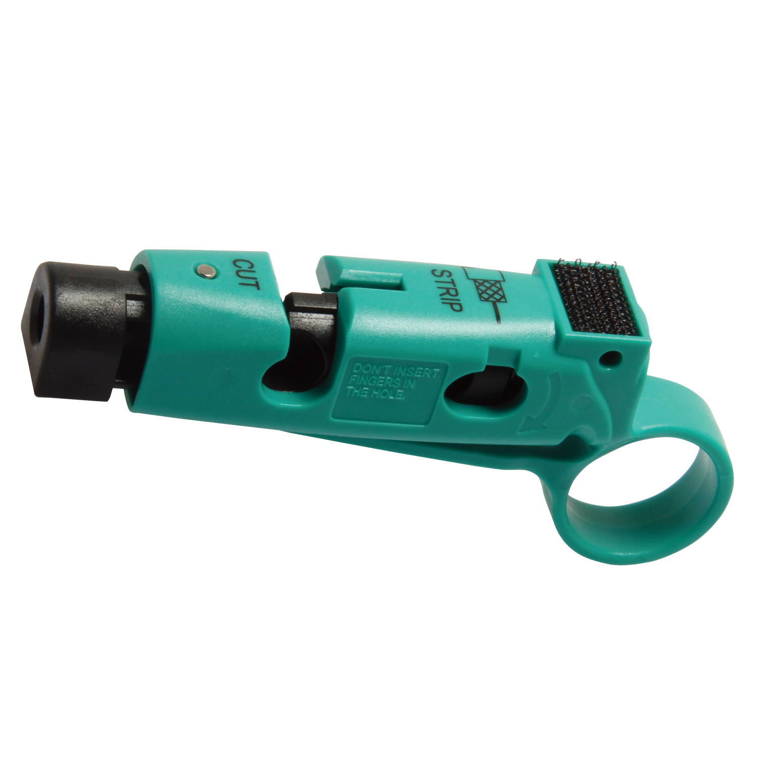 Taiwan po workers CP-507 coaxial cable stripper (rg-59/6) strippers/stripping knife cable Leather knife