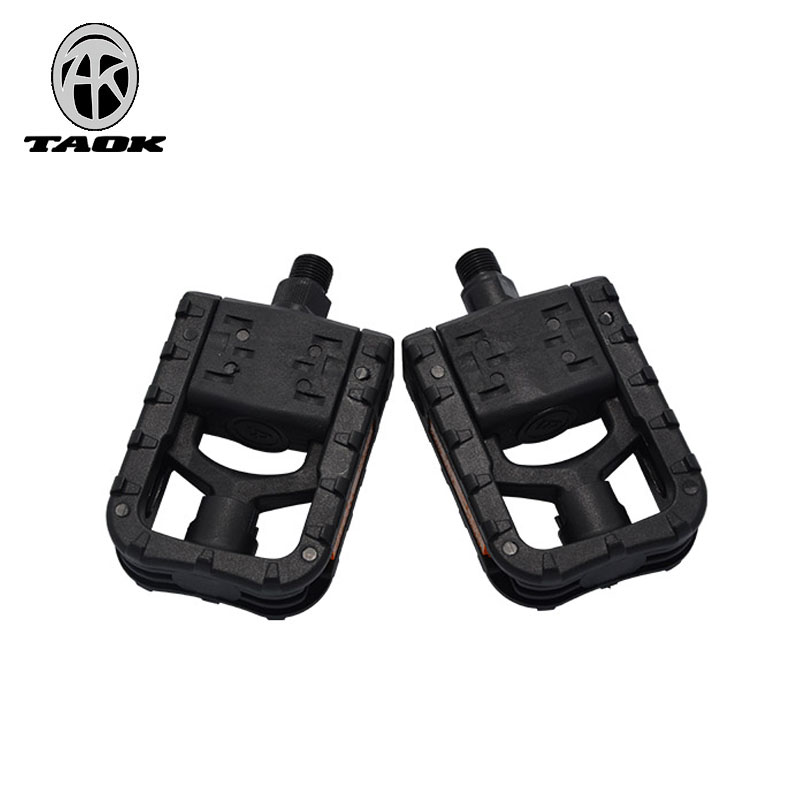 Taok tinto grams sided folding small wheel diameter folding bike bicycle portable folding pedal foot pedal board