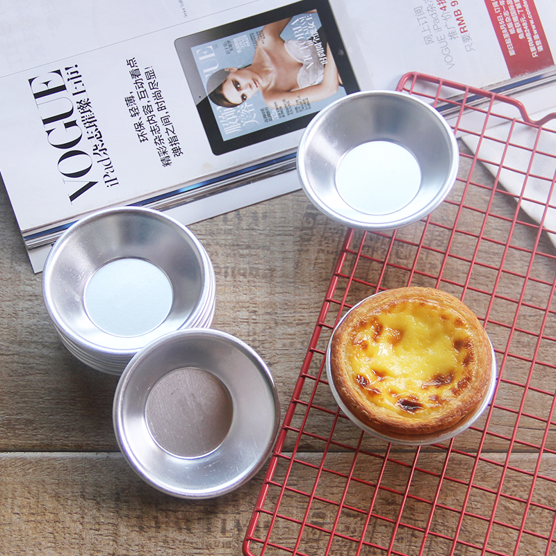 Tart tart mold baking mold cake cup pudding mold oven with baking tools used repeatedly