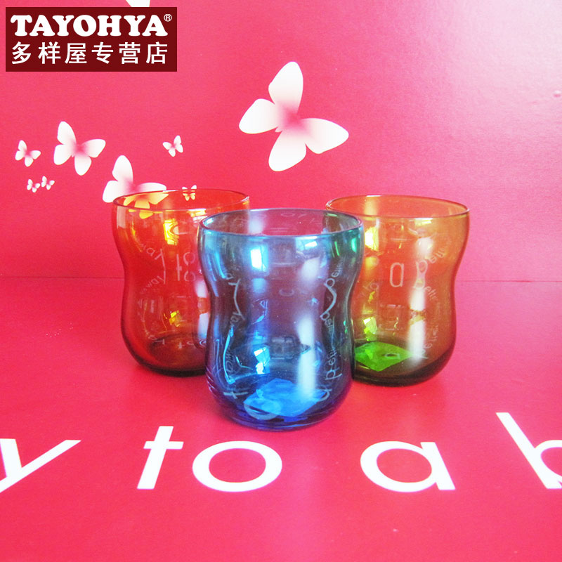 Tayohya genuine counter diverse housing morocco twins watercups multifunctional glass of wine do vase