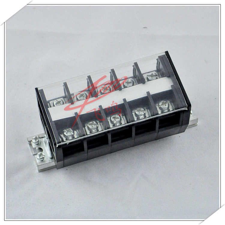 TD-6005 terminal blocks (az1) 60a/5 group rail modular terminal block wiring board connectors