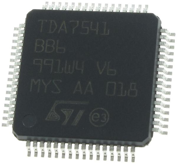 TDA7541B [tuners am/fm car radio tuner decoder ic]