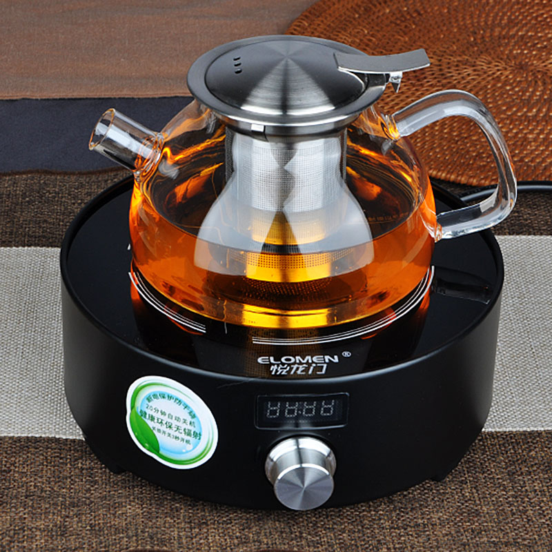 Tea health electric ceramic stove to cook tea pot teapot teapot kung fu tea set glass kettle electric kettle