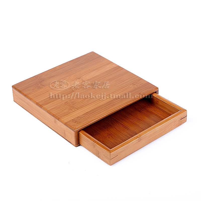 Tea tray open multifunction points pu'er tea tray bamboo tea tray pu er tea tea knife tea needle