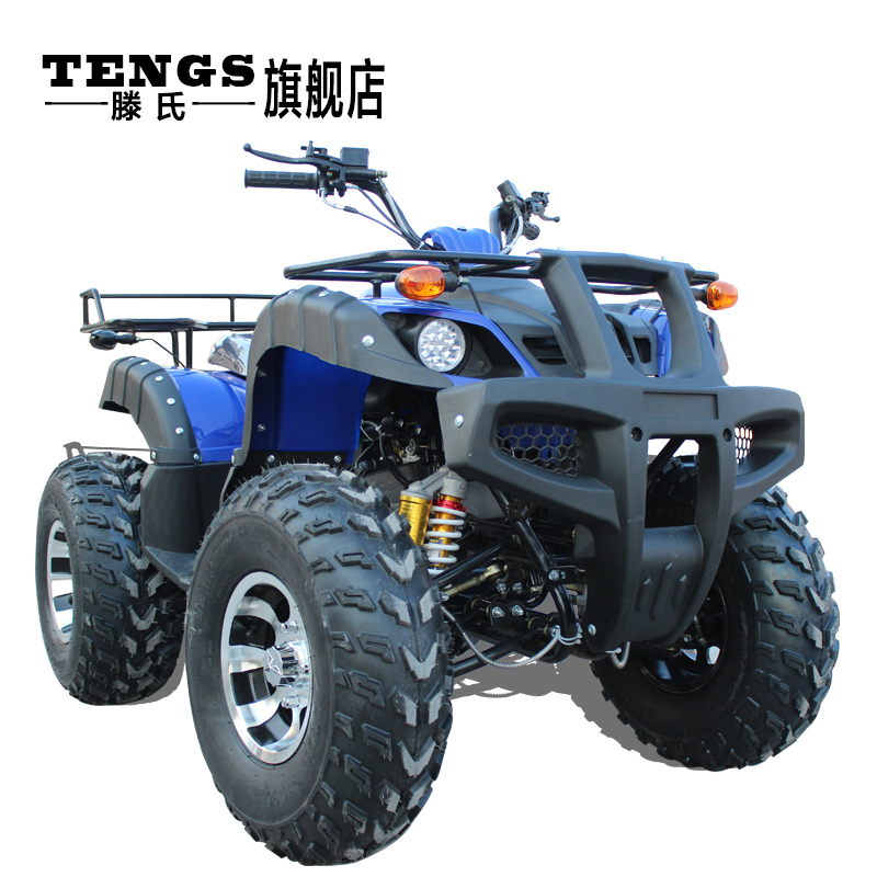 Tengshi atv four big bull motocross 150cc gy6 cvt airbag cushioning