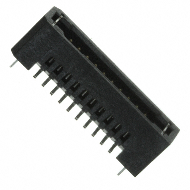 TFM-110-02-S-D-WT [conn header 20POS gld smd 1.27mm]