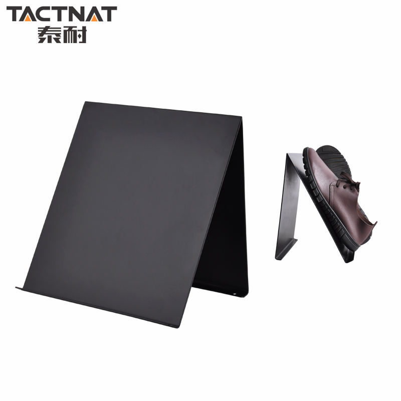 Thai resistant multifunctional metal shirt men's counter display rack display platform mall shoe display rack