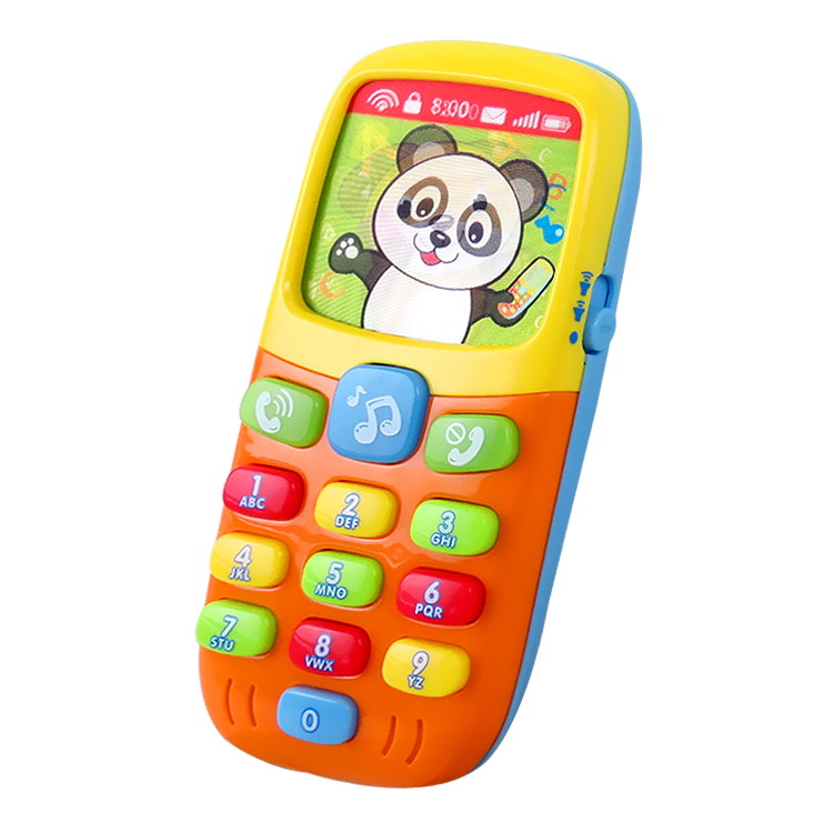 The department of music children's toys smart phone simulation infant educational early childhood music phone telephone baby infant 956