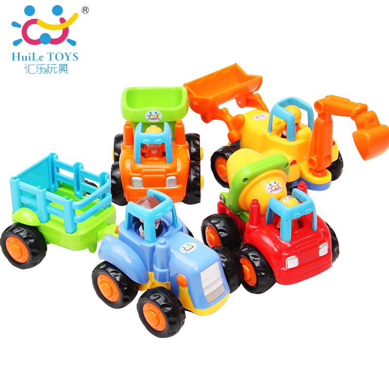 The department of music toy baby child car toy car shatterproof inertia car truck car toy car kit