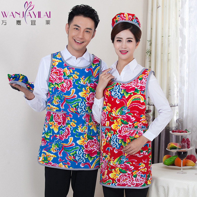 The hotel restaurant waiter aprons aprons aprons overalls restaurant restaurant bakery bakers bakery tea shop apron