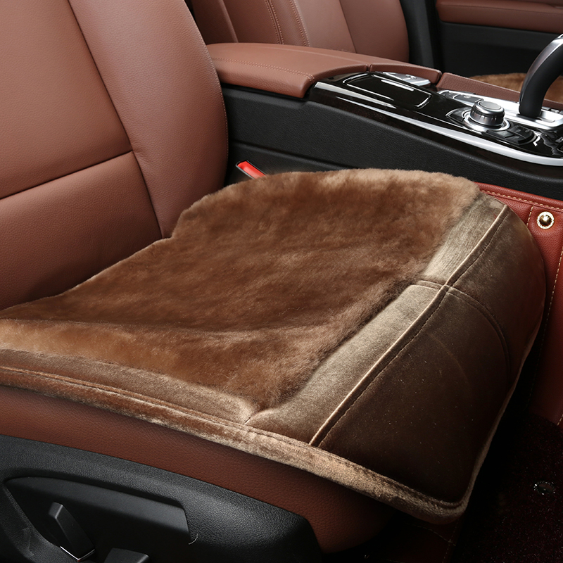 The new ford focus fiesta maverick winning wing stroke three sets of wool car seat cushion seat cushion four seasons general