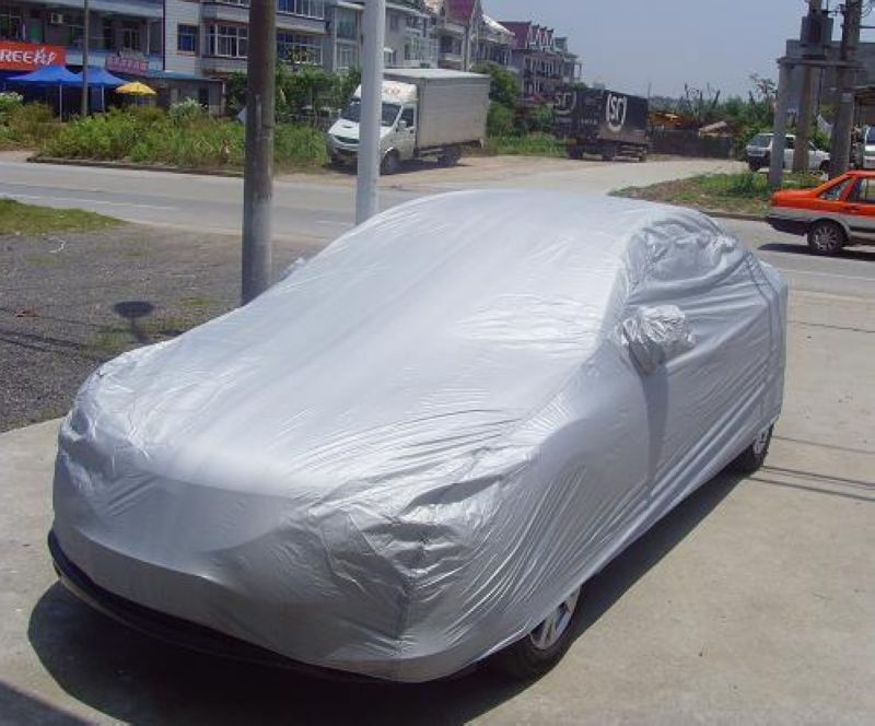 The new honda fit hatchback special sewing waterproof sunscreen car hood rain new fit hatchback car hood