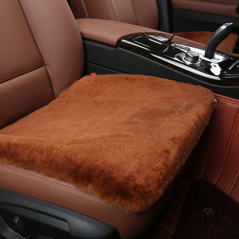 The new skoda octavia hao rui jing rui xin rui new three sets of sheep wool car seat cushion four seasons general cushion