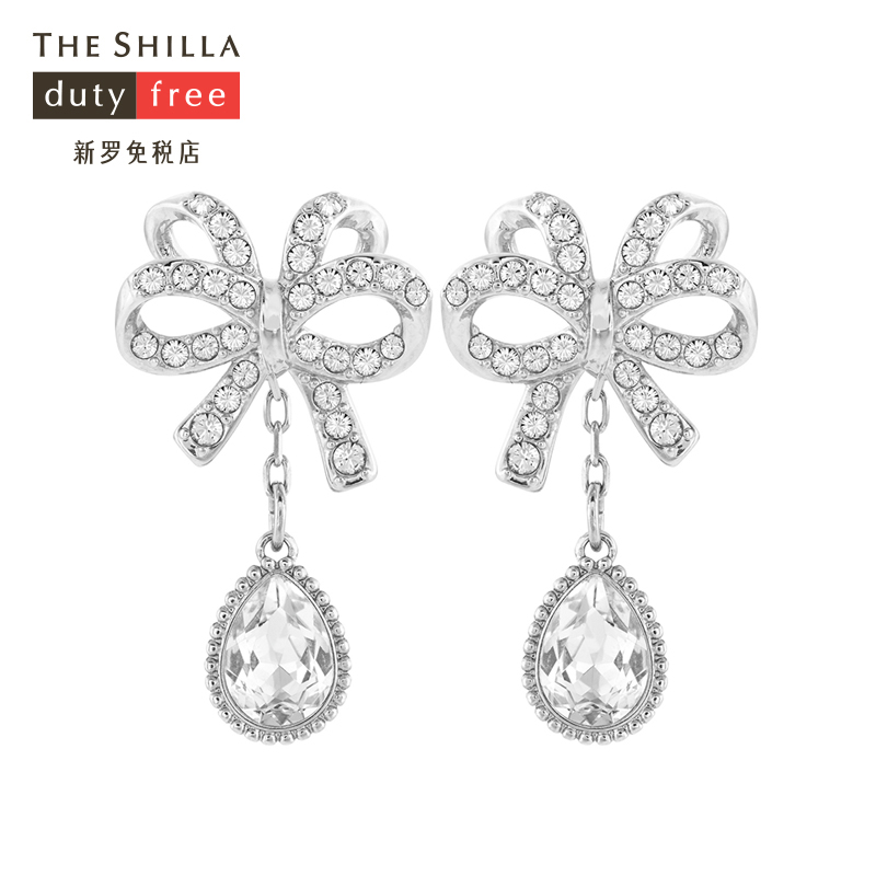 [The shilla/shilla duty free] swarovski/swarovski [5136727] earrings