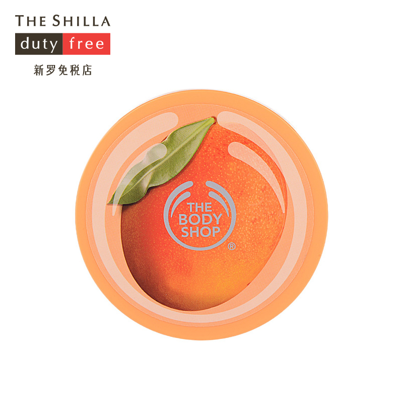 [The shilla/shilla duty free] the body shop/the body shop mango body scrub