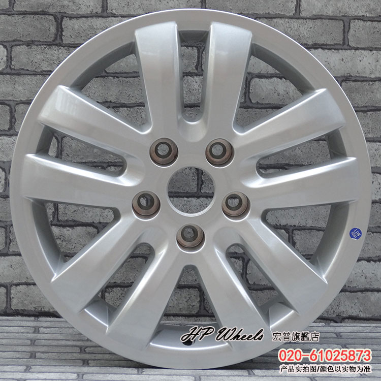 Thecus applies to 16 inch jianghuai original style aluminum alloy car wheels supporting professional tire rims bell