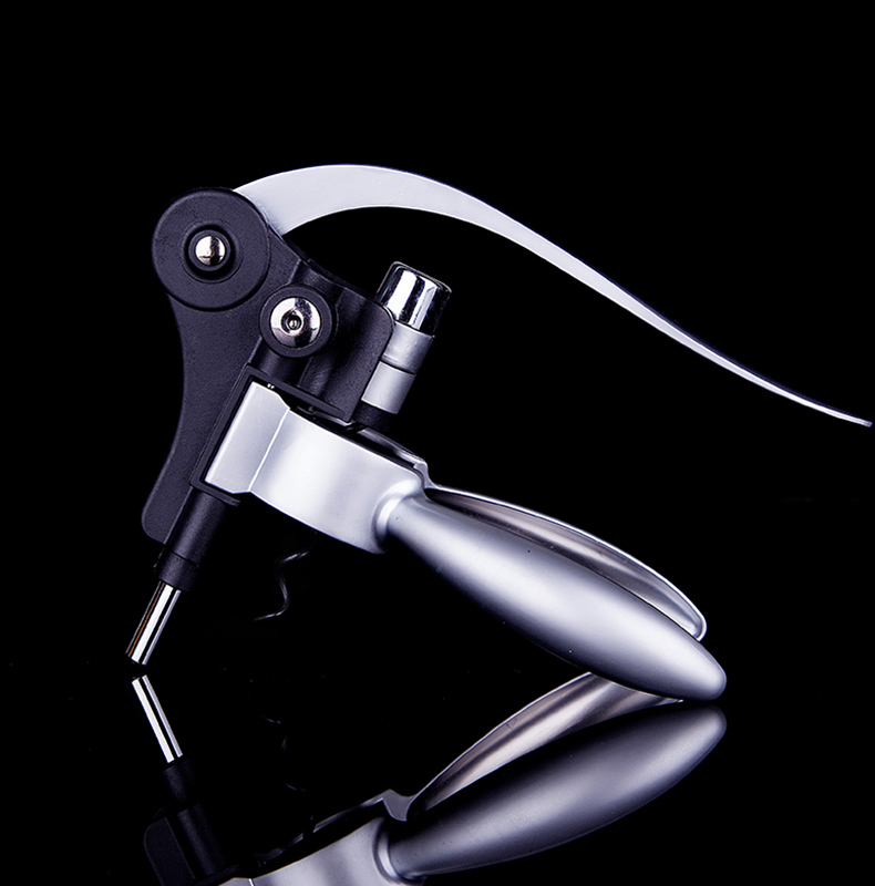Thick heavy alloy wine bottle opener wine opener bottle opener bottle opener creative convenient 4 gift box