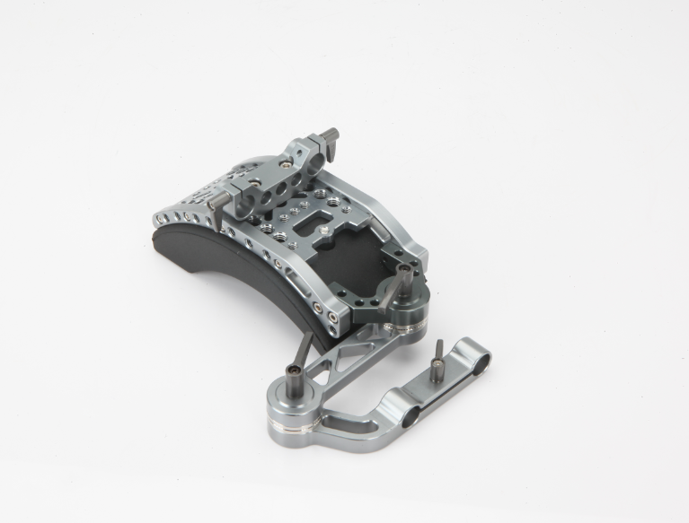 Tilta iron head of the new dislocation of the shoulder pads bmpc/bmcc kit shoulder cinematic camera dock