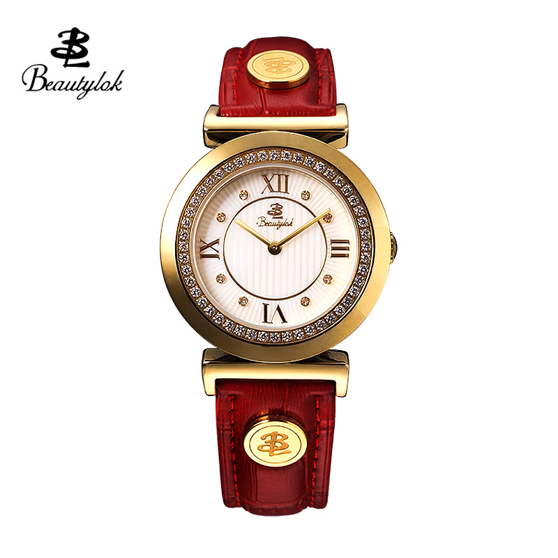 Times gifted special trend student quartz watch pointer belt waterproof ladies fashion watches genuine watches ladies watches