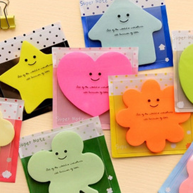 Too adorable rabbit south korean stationery cute candy colored sticky notes n times posted sticky notes book guest article