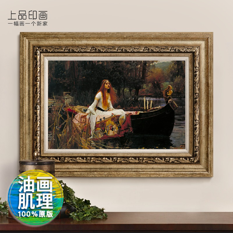 Top grade indian painting original duchess charlotte continental hotel bedroom character art modern decorative painting framed painting