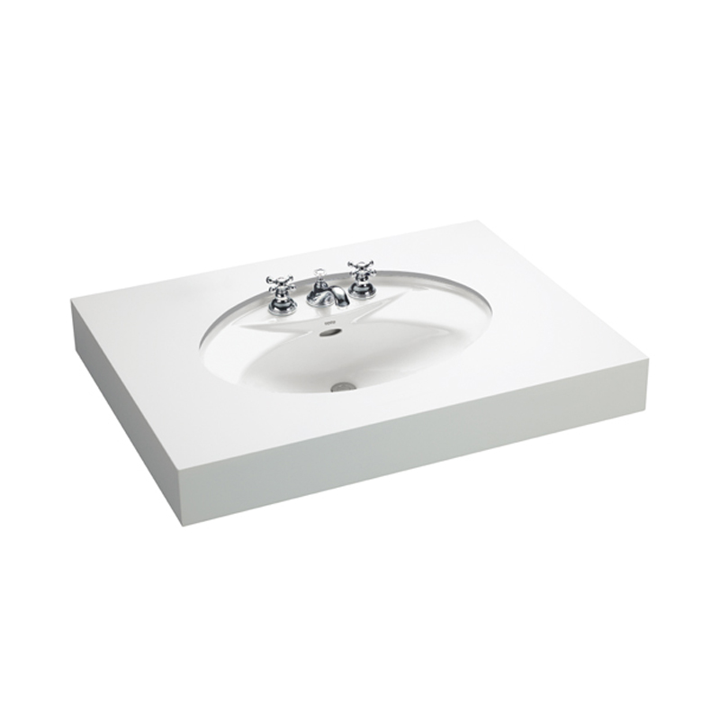 Toto sanitary LW912B/cb/cfb undercounter basin washbasin (to the local logistics point from mentioning )
