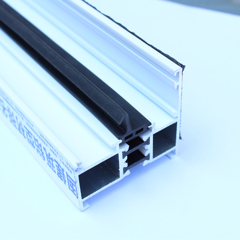Tpv bridge aluminum bridge aluminum waterproof seal waterproof seal strip thong thong bridge aluminum frame box