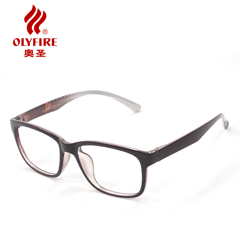 Tr90 lightweight eyeglass frame can be equipped with myopia glasses decorated glasses fashion tide glasses ultra light glasses 9021