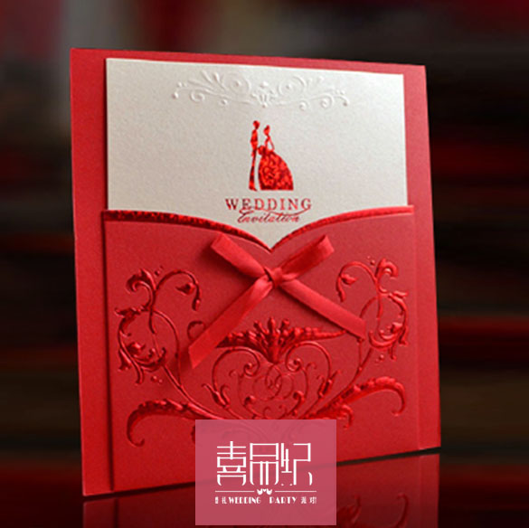 Traditional wedding supplies wedding festive red wedding wedding wedding invitations wedding invitations wedding invitations