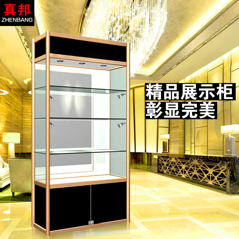True state of luxury gift jewelry display jewelry display cabinet shelf boutique jewelry showcase jewelry counter display