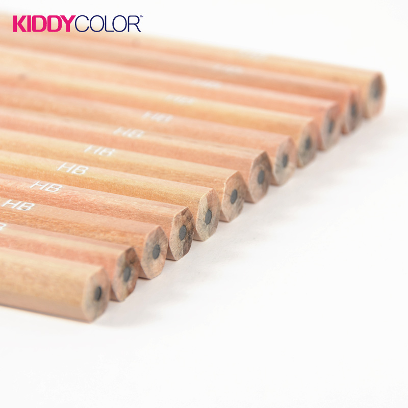 Uconn kiddycolor children hb pencil sketch drawing tools stationery art painting supplies 12 loaded