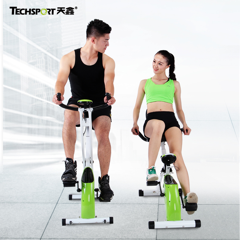 Ultra quiet folding exercise bike spinning exercise bike home exercise bike indoor cycling magnetron foot foot gym fitness equipment