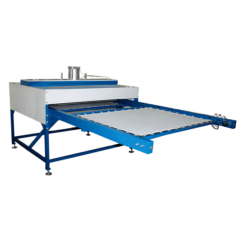 Unilateral double duplex pneumatic heat press machine heat transfer heat press machine electric heat press machine heat transfer machine transfer machine heat press