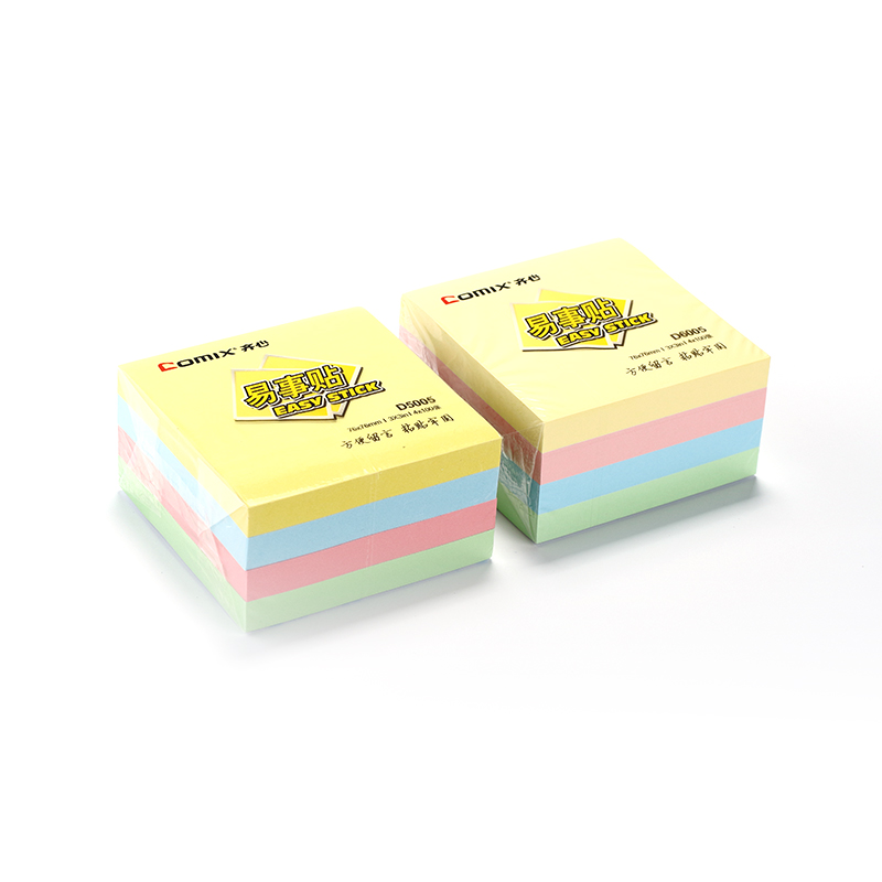 United colored paper notes note paper notes posted easy to stick sticky notes stickers affixed n times stickers notes this large Stickers