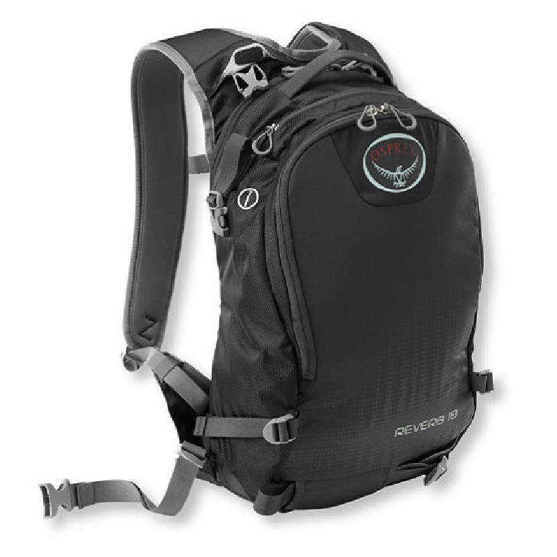 Osprey Reverb Daypack Year Old Ebony Babe Nails 1