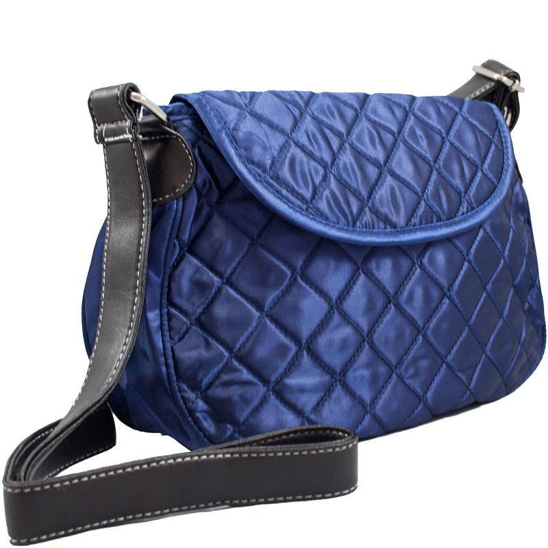 Us direct mail littlearth CT39-282782 ms. solid shoulder bag quilted chain bag