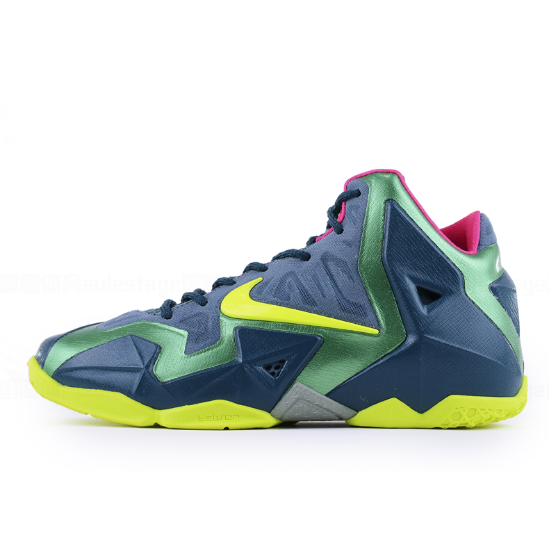 free shipping f75a2 b626d Get Quotations · Us direct mail ofrotatingor gs nike lebron xi lbj11 james  11 generations 621712-300