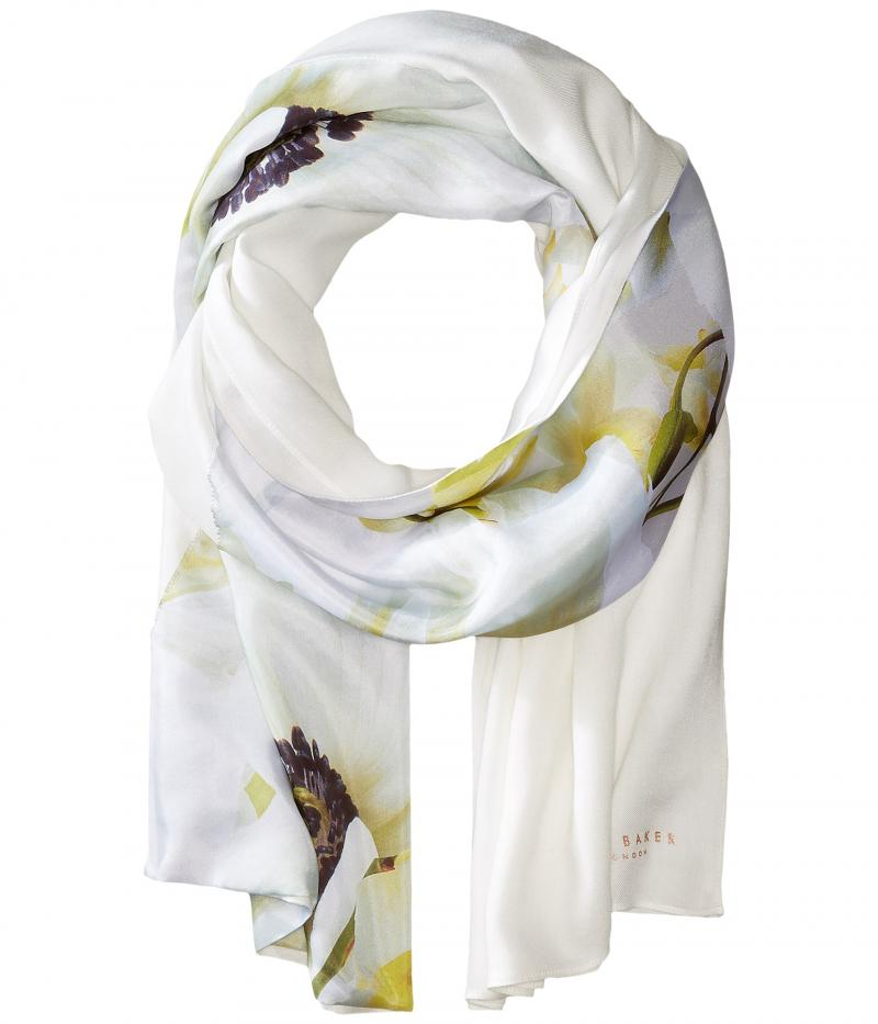 Us direct mail ted baker london '8688431 female wild silk scarves qinfu