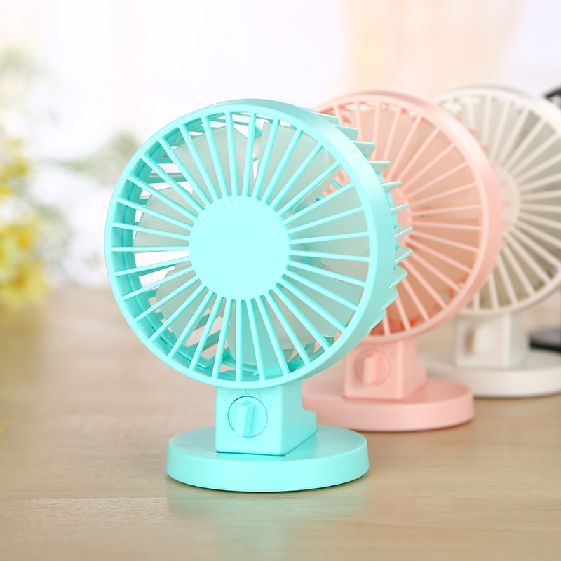 Usb mini fan mini portable desktop fanner 4 inch super mute usb fan student dormitory