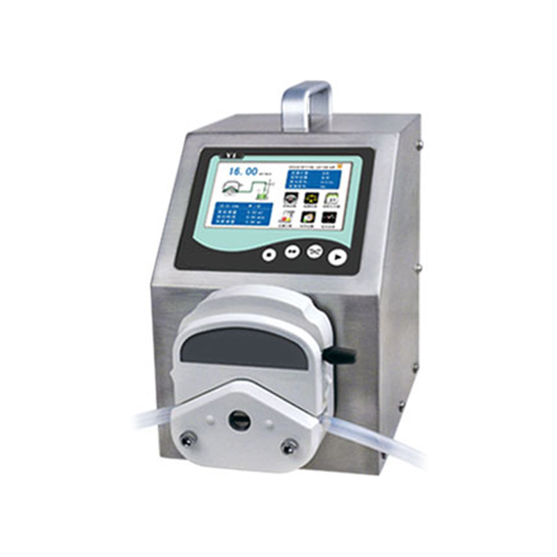 V90 intelligent version of the flow type industrial industrial industrial peristaltic pump peristaltic pump peristaltic pump intelligent control