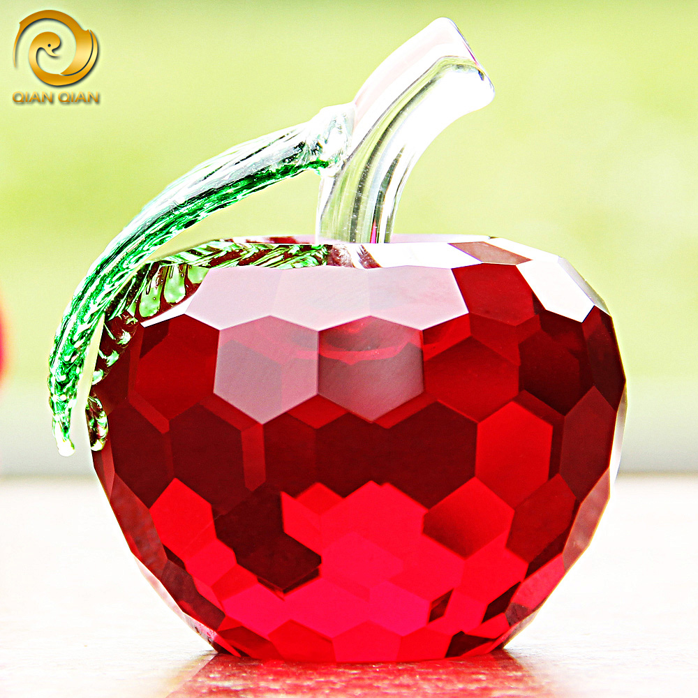 buy valentines day gift crystal apple girls boyfriend romantic gift to send his girlfriend wife girlfriends friend birthday gift ideas in cheap price on