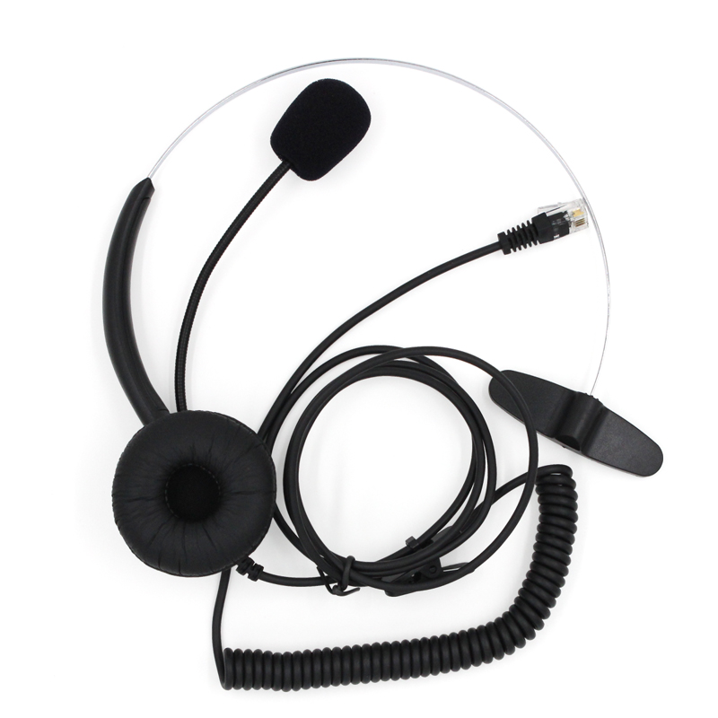 aaddbcff149 Get Quotations · Vantage operator call center customer service telephone  headset headset