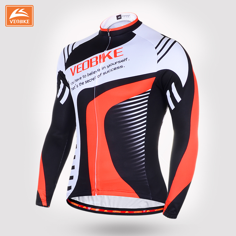 Veobike only faction perspiration breathable cycling mountain bike riding clothes coat spring and autumn clothing