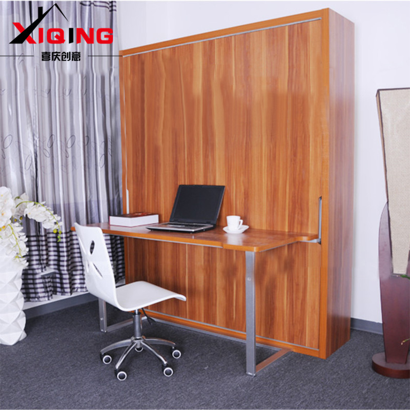 Vertical Turning Desk Work Sets Invisible Bed Hardware Costela Rack Multifunction Wall