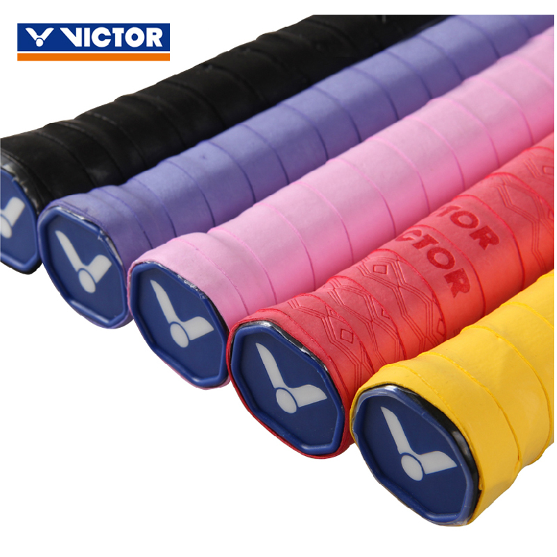 Victor victor victory badminton racket keel hand gel genuine and durable senior sweat band slip thickening